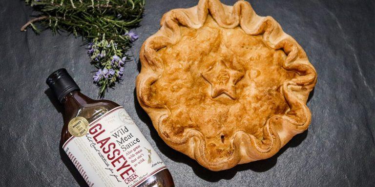 Glasseye Creek Tahr Pie