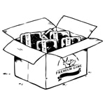 Meat Boxes Icon